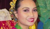 Малайская красавица