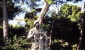 Памятник принцу Альберту I