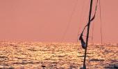 Бермуды. Яхта без экипажа