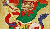 Тигр из зодиакального цикла