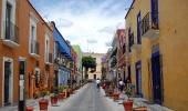 улицы в колониальном стиле