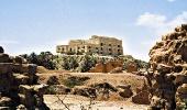 Вавилон. Дворец Саддама Хусейна