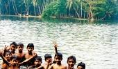 Керала — самый южный в Индии