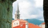 В монастыре Острог