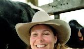 Фермерша в Австралии