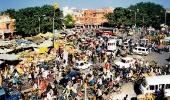 Центр города Джайпура