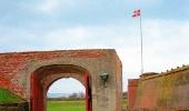 Въездные ворота в Кронборг