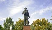 Памятник адмиралу Макарову в Николаеве