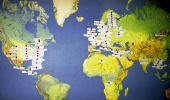 Карта разведчиков