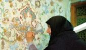 Иранская художница