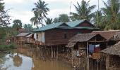 Деревня на сваях
