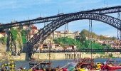 Порту. Мост через Доуру