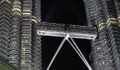 Мост между небоскребами
