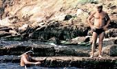 На острове Ахилла