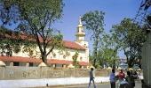 Старинный католический храм