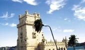 Лиссабон. Беленская башня