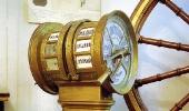 Машинный телеграф с ледокола «Ермак»