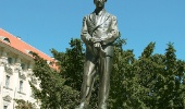 Памятник Эдварду Бенешу