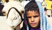 Мальчик с верблюдом