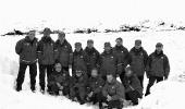 Зимовщики 7-ой Украинской Антарктической