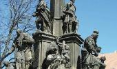 Прага. Чумной столб