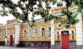 Бывшее городское четырехклассное училище