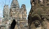 Ворота в Ангкор-Тхом