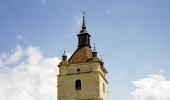 Башня-колокольня армянского собора