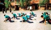 Школа кунфу