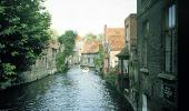 Каналы старого Брюгге