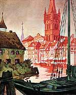 Королевский замок в Кенигсберге