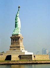 Статуя Свободы — символ Нью-Йорка и США