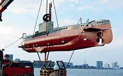 Личная подводная лодка