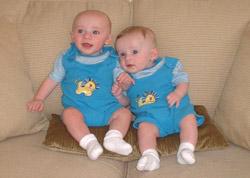Тайна близнецов