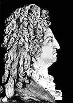 Людовик XIV. Восковая скульптура А. Бенуа