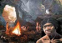 Загадка исчезновения неандертальцев