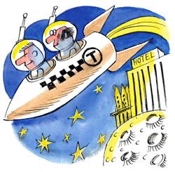 Отельно-космическая революция 17-го года