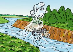 Преступная река