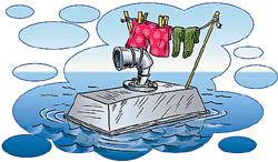 Из чего можно сделать подводную лодку?