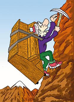 В горы – с пианино