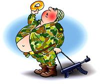 Пончики - угроза финской армии