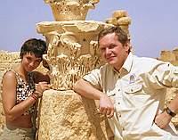 Влад Мурашкевич и Ксения Волкова