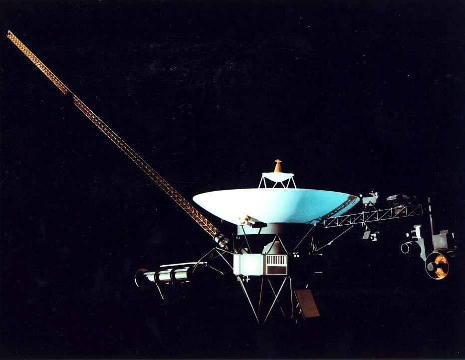 """Космический зонд """"Вояджер-1"""""""