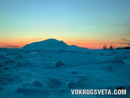 Холод Арктики