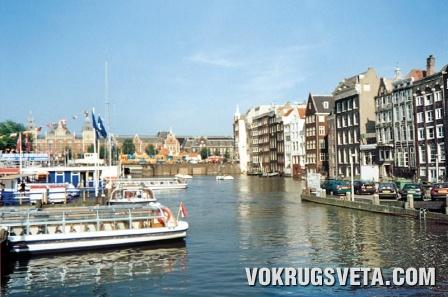 Амстердамские каналы