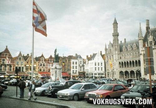 Брюгге — жемчужина средневековой Фландрии