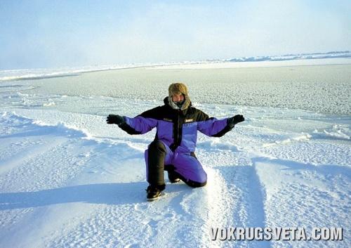 Человек и Арктика