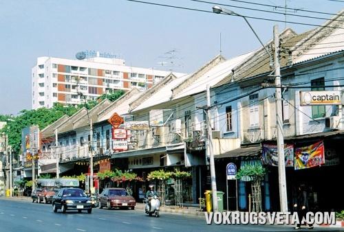 Старая часть Бангкока