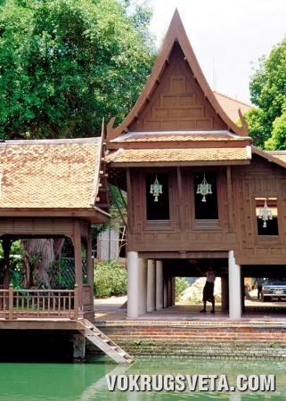 Королевский дворец Виманмек