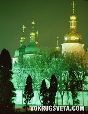 Вечерний Киев. Столица Руси!